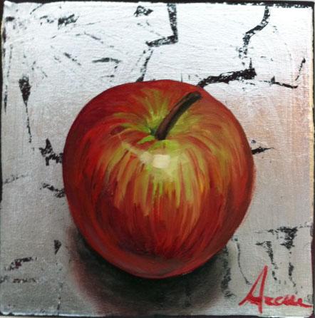 mela rossa&verde